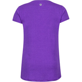 Marmot All Around Camiseta Manga Corta Mujer, bright violet